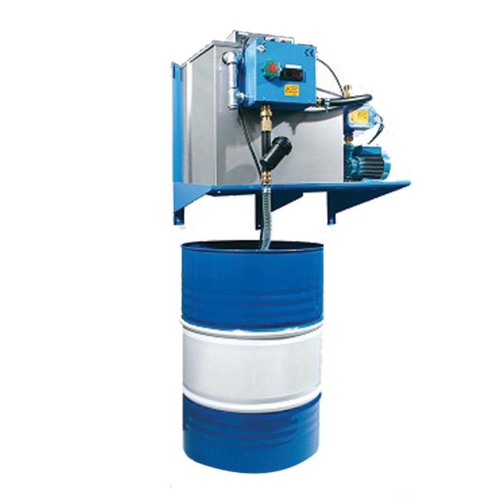 Turbo Mixer: An Emulsion mixer