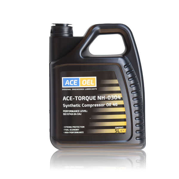 ACE-TORQUE NH-0304- Synthetic compressor fluid ISO VG 46