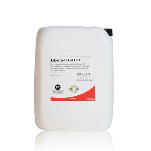 Liberoel FG-FE01 - Mineral oil ISO VG 22