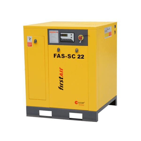 FAS 22 kW Screw Air Compressor
