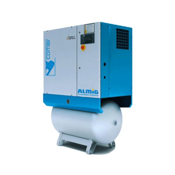 Almig COMBI 8/500 D : 4 in 1 Screw Compressor