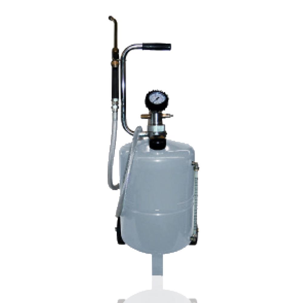 Pneumatic oil dispenser 58L drum