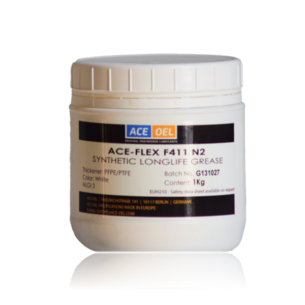 ACE-FLEX F411N 2 - PFPE Grease NLGI 2